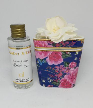 Profumatore vasetto mini bouquet Baci Milano