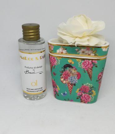 Profumatore mini bouquet Baci Milano