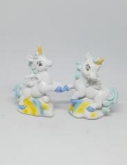 Unicorno celeste bimbo