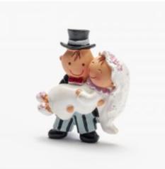 Calamita sposa in braccio Pit & Pita