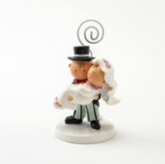 Portafoto sposa in braccio Pit&Pita