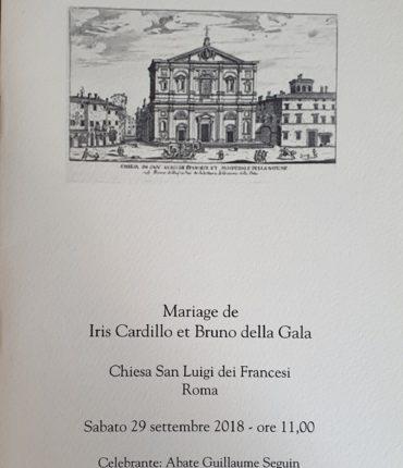 Libretto Messa - Classico