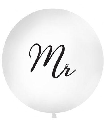 """Pallone Gigante """"Mr"""""""