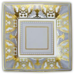 Svuotatasche porcellana Baci Milanocompleto di scatola originale